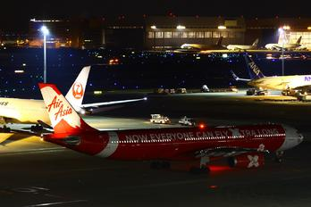 9M-XXY - AirAsia X Airbus A330-300