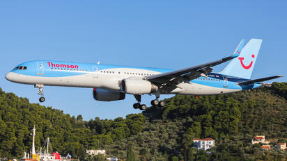 G-OOBH - Thomson/Thomsonfly Boeing 757-200