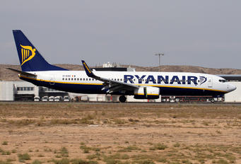EI-ESO - Ryanair Boeing 737-800
