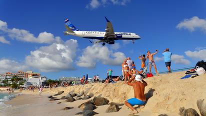 N373JB - JetBlue Airways Embraer ERJ-190-100 Lineage 1000