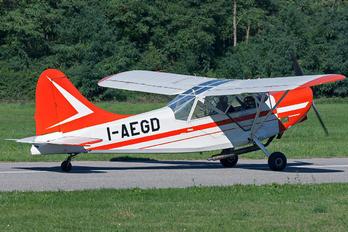 I-AEGD - Private Stinson L-5 Sentinel
