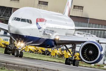 G-VIIL - British Airways Boeing 777-200