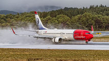 LN-NON - Norwegian Air Shuttle Boeing 737-800 aircraft