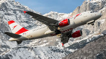 OE-LDE - Austrian Airlines/Arrows/Tyrolean Airbus A319 aircraft