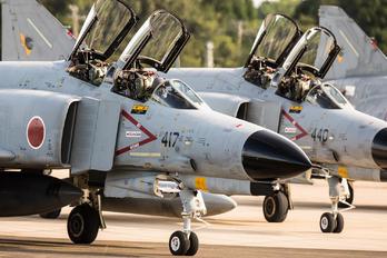 97-8417 - Japan - Air Self Defence Force Mitsubishi F-4EJ Kai