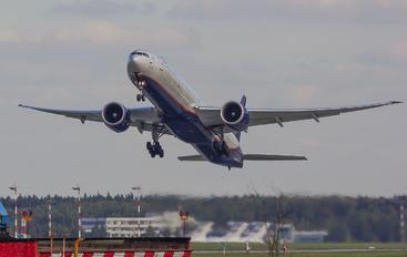 VP-BGC - Aeroflot Boeing 777-300ER