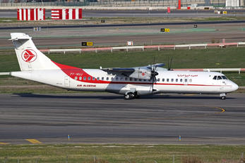 7T-VUJ - Air Algerie ATR 72 (all models)