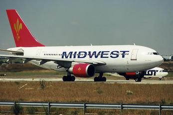 SU-MWB - Air Midwest Airbus A310