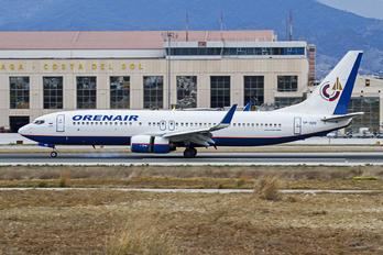 VP-BEN - Orenair Boeing 737-800