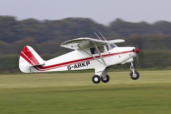 G-ARKP - Private Piper PA-22 Colt