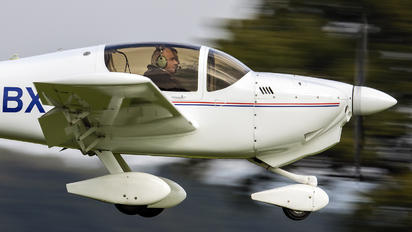 G-CDBX - Private Europa Aircraft XS