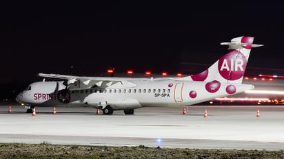 SP-SPA - Sprint Air ATR 72 (all models)