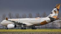 A6-EYI - Etihad Airways Airbus A330-200 aircraft