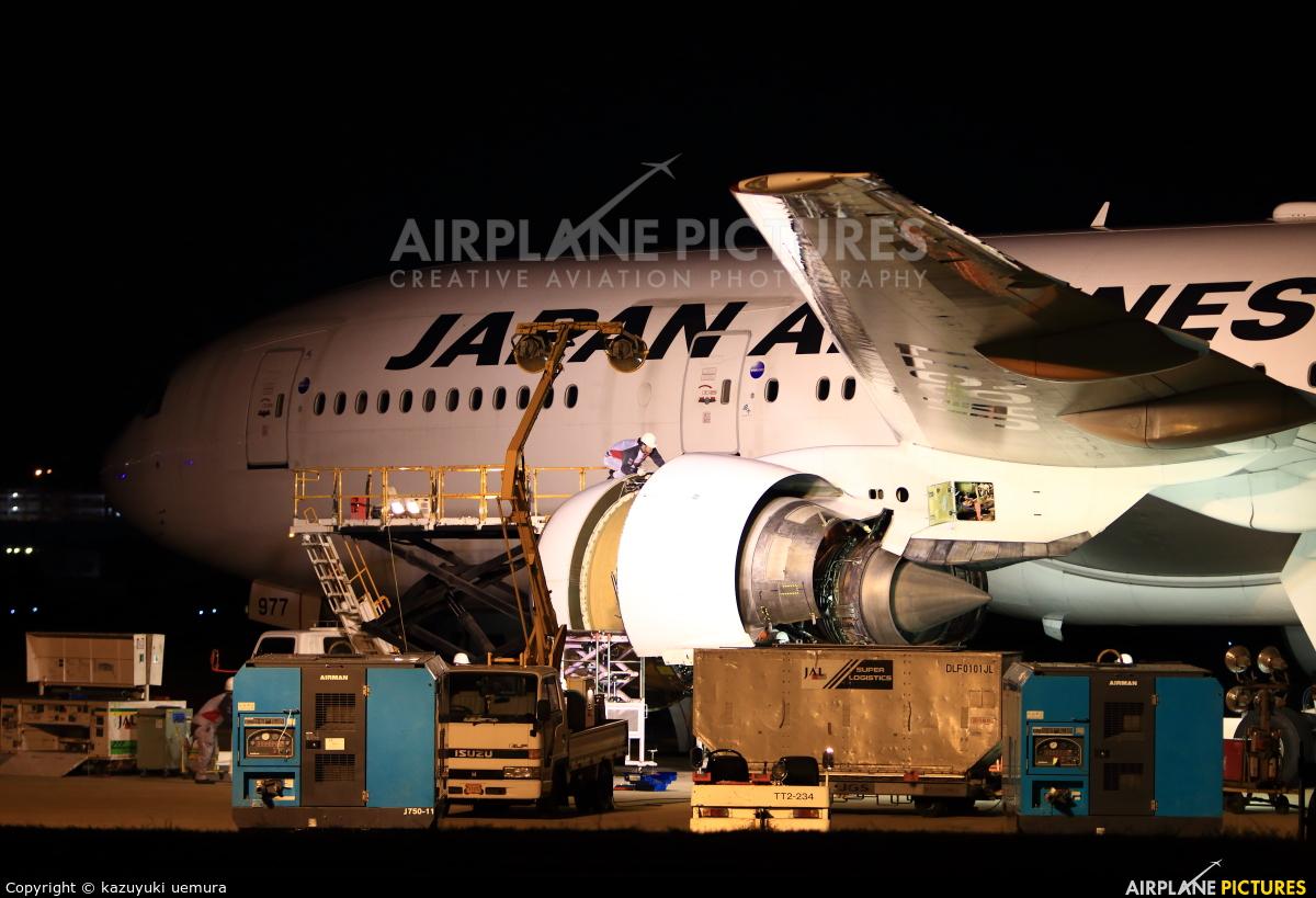 JAL - Japan Airlines JA8977 aircraft at Fukuoka