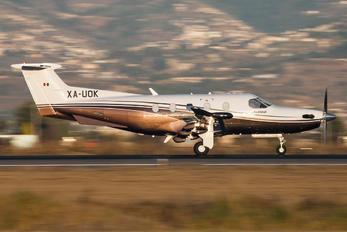 XA-UOK - Private Pilatus PC-12