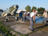 ML 296 - Private Supermarine Spitfire LF.XVIe aircraft
