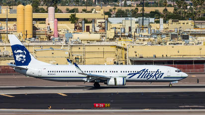 N306AS - Alaska Airlines Boeing 737-900