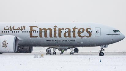 A6-ENQ - Emirates Airlines Boeing 777-300ER