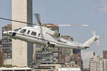 N661AT - Private Sikorsky S-76B