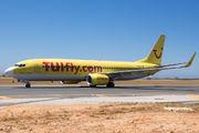 D-AHFI - TUIfly Boeing 737-800 aircraft