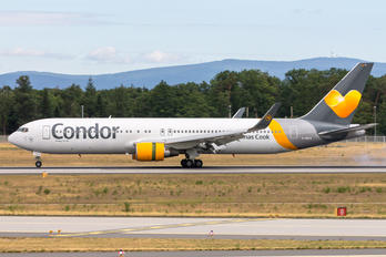 D-ABUA - Condor Boeing 767-300ER