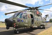 M-510 - Denmark - Air Force Agusta Westland AW101 512 Merlin (Denmark) aircraft