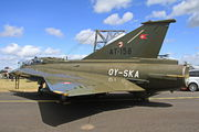 AT-158 - Denmark - Air Force SAAB TF 35 Draken aircraft