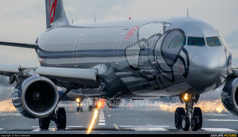 Niki OE-LET aircraft at Innsbruck
