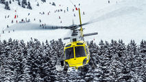 F-GTBE - Mont Blanc Helicopteres Aerospatiale AS350 Ecureuil / Squirrel aircraft