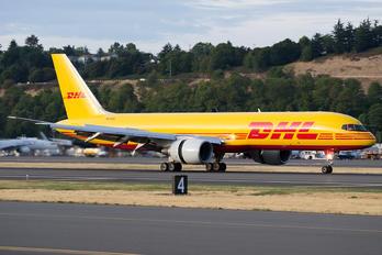N531UA - DHL Cargo Boeing 757-200F