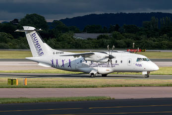 G-BYMK - FlyBe - Loganair Dornier Do.328