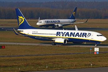 EI-EGA - Ryanair Boeing 737-800