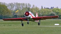 G-CBOZ - Private Yakovlev Yak-52 aircraft