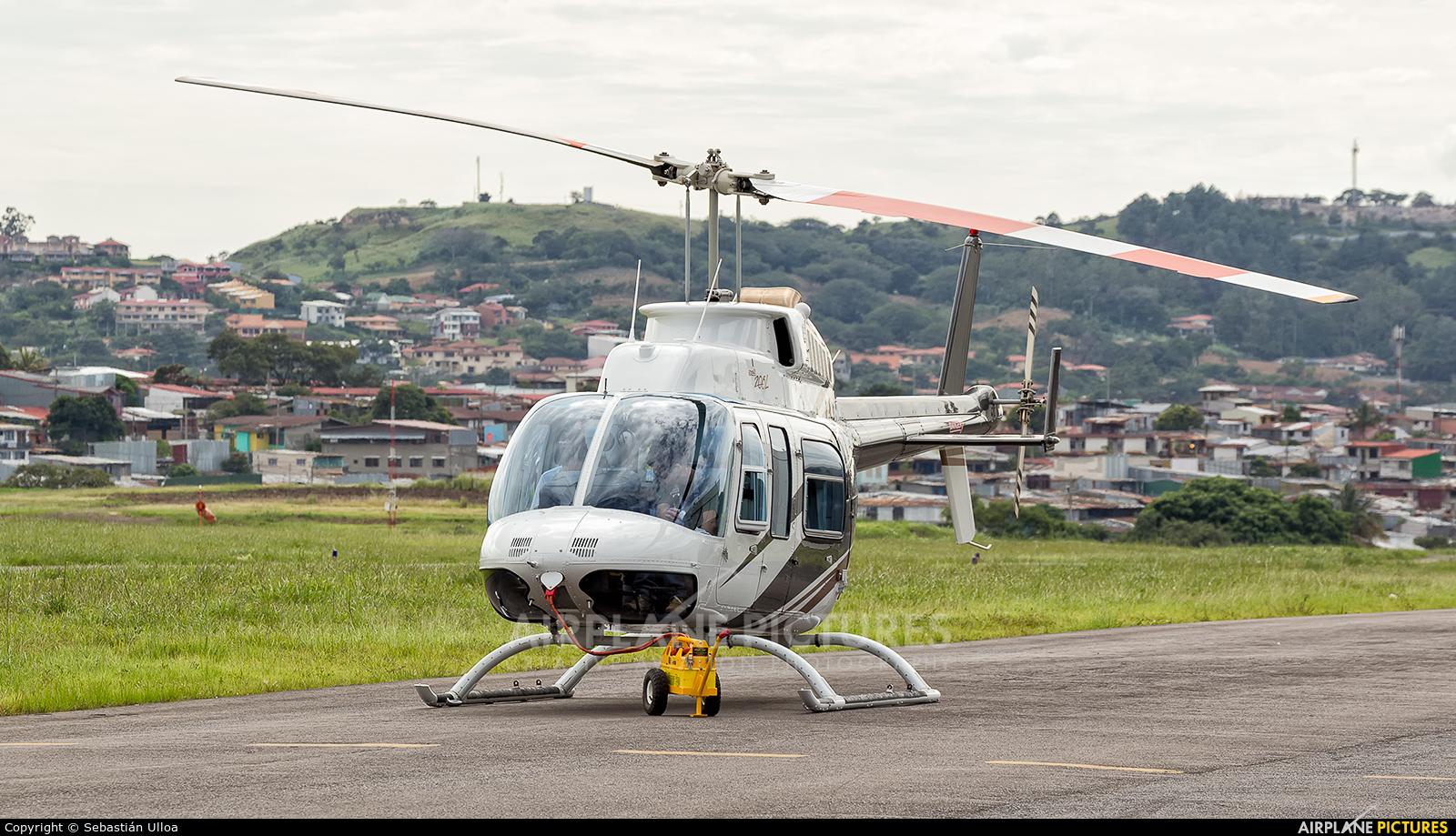 Helijet TI-BFS aircraft at San Jose - Tobías Bolaños Intl