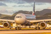 N290AY - American Airlines Airbus A330-200 aircraft