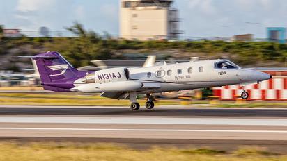 N131AJ - Private Learjet 35 R-35A
