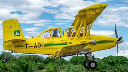 TI-AOI - Private Grumman G-164 Ag-Cat