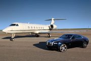 - - Private Gulfstream Aerospace G-V, G-V-SP, G500, G550 aircraft