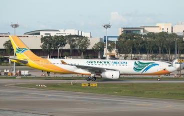 RP-C3345 - Cebu Pacific Air Airbus A330-300