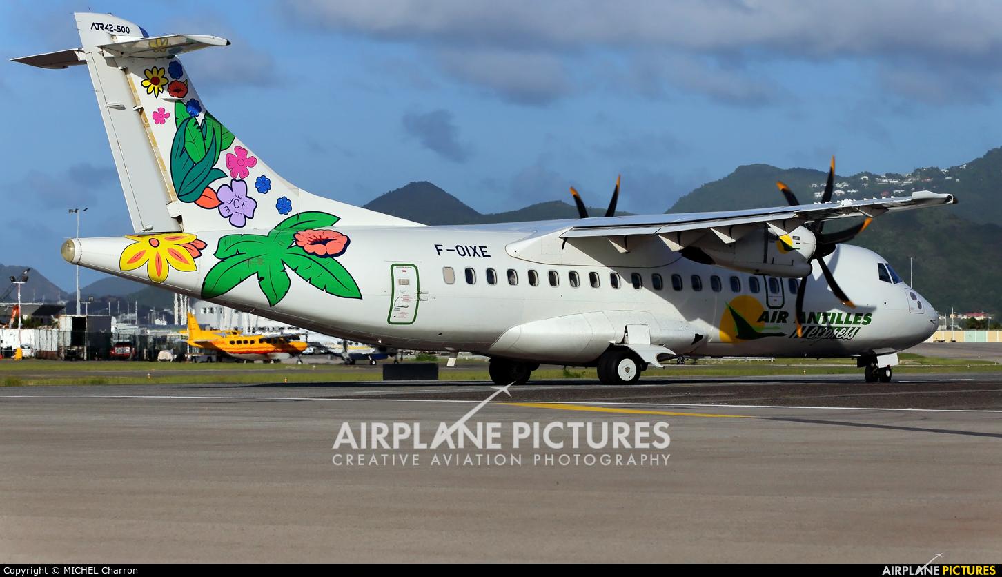Air Antilles Express F-OIXE aircraft at Sint Maarten - Princess Juliana Intl