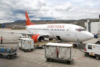 OB-2041-P - Peruvian Airlines Boeing 737-500