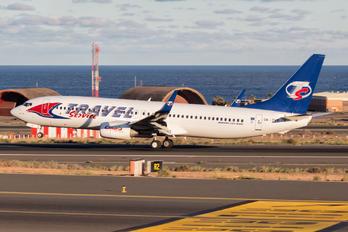 OK-TVR - Travel Service Boeing 737-800