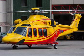 I-TNDD - Italy - Vigili del Fuoco Agusta Westland AW139