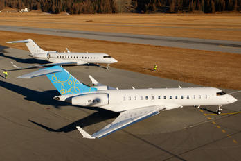 VP-BVM - Private Bombardier BD-700 Global 6000