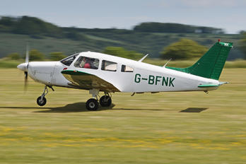 G_BFNK - Private Piper PA-28 Warrior
