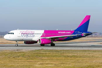 HA-LPW - Wizz Air Airbus A320