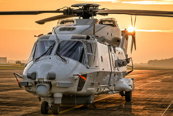 N-317 - Netherlands - Air Force NH Industries NH90 NFH