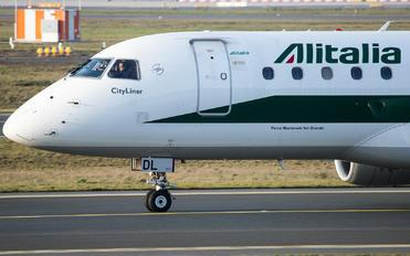 EI-RDL - Alitalia Embraer ERJ-170 (170-100)