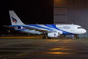 OE-IEH - Bangkok Airways Airbus A319 aircraft
