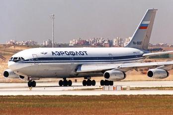 RA-86067 - Aeroflot Ilyushin Il-86